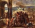 Prise de Constantinople par les Croisés - Eugène Delacroix - Musée Condé.jpg