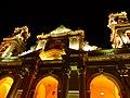Provincia de Salta - Salta - Vista nocturna de la Catedral de Salta 2.JPG