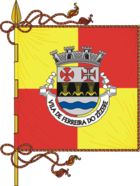 Flagge von Ferreira do Zêzere