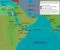 Ptolemaic Trade Networks on the Red Sea & Indian Ocean in the Late 1st Century BCE.png