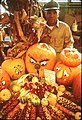Pumpkins at Pike Place Market, 1978.jpg