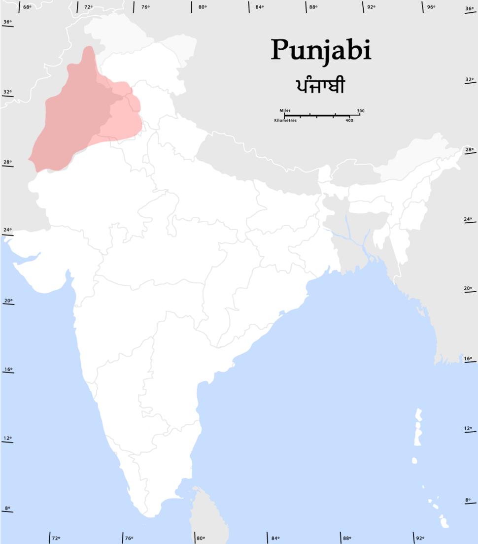 Punjabispeakers