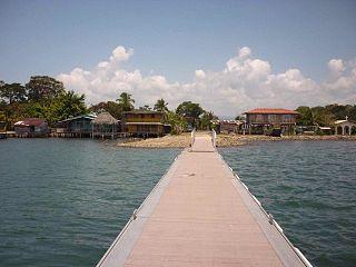 Punta Robalo Corregimiento and town in Bocas del Toro, Panama