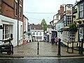 Quay Street, Lymington - geograph.org.uk - 1302613.jpg