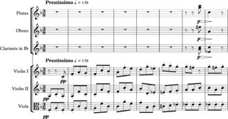 Orchestration - Berlioz, Queen Mab scherzo from Romeo et Juliette