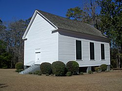 Quincy FL Old Phil Presby Church01.JPG