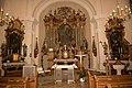 Römisch-katholische Pfarrkirche von Zillingtal-Celindof, Blick in das Kircheninnere (I).jpg