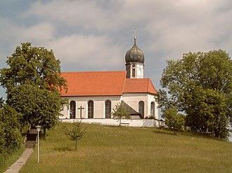 Rückholz - Rückholz, church