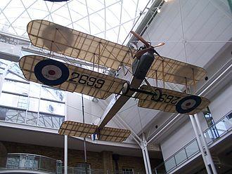 United Kingdom military aircraft serials - 2699 a Royal Aircraft Factory B.E.2