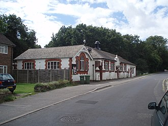 Rowland's Castle - Image: RCVHP1010107