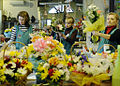 RIAN archive 378366 Flowers on sale before Women's Day.jpg
