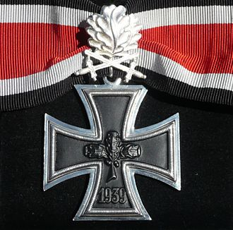 Knight's Cross of the Iron Cross - 1957 Knight's Cross