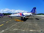 ROCAF Thundertigers AT-3 0820 at Chih Hang Air Force Base 20130601.jpg