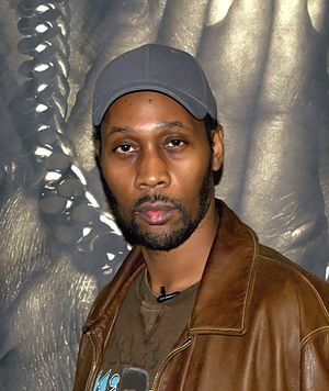 The Man with the Iron Fists - RZA in 2009. The Man with the Iron Fists is his first feature film as director
