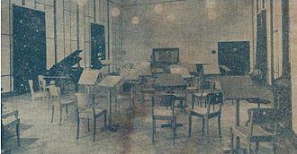 TeleRadio-Moldova - Radio Basarabia in 1940