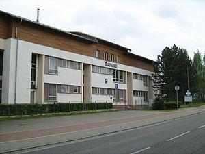 Martinov (Ostrava) - Town hall of Martinov