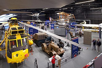 Royal Air Force Museum London - Image: Raf first 100 years credit jigsaw