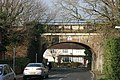 Railway Bridge, Bossville Rd - geograph.org.uk - 1719819.jpg