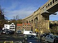 Railway arches, Newcastle - geograph.org.uk - 1051740.jpg