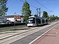 Rame Tramway Ligne 5 Avenue Division Leclerc Sarcelles 2.jpg