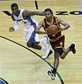 Ramon Sessions vs John Wall November 2010.jpg
