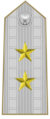Rank insignia of generale di divisione of the Italian Army (1945-1972).png