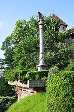 Rapperswil - Freiheitssäule - Schloss - Lindenhof 2010-06-11 18-50-04