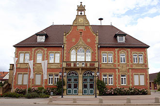 Gemmingen - Town hall