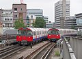 Ravenscourt Park tube station MMB 03 1973 Stock.jpg