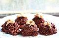 Raw Vegan Chocolate Macaroons (6083167832).jpg