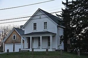 House at 1177 Main Street - Image: Reading MA 1177Main Street