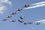 Red Arrows - RIAT 2005 (2950140260).jpg