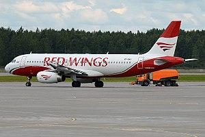 Red Wings Airlines - Red Wings Airlines Airbus A320