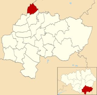 Reddish North (Stockport electoral ward) Human settlement in England
