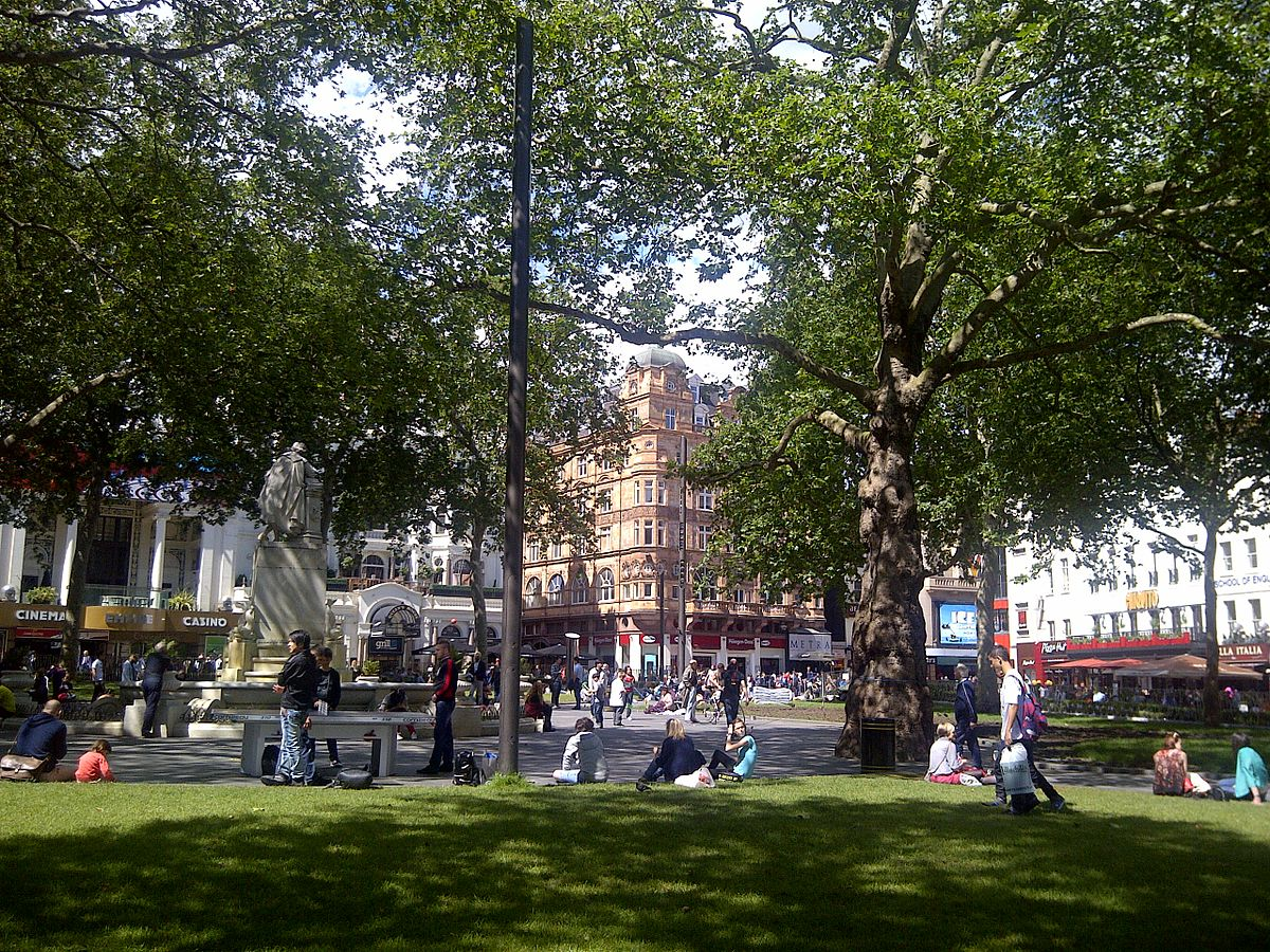 Leicester Square - Wik...