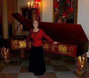 Regina Shamvili - The White House Concert
