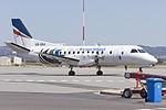 Regional Express Airlines (VH-SBA) Saab 340B at Wagga Wagga Airport.jpg