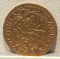 Regno di napoli, carlo V imperatore, oro, 1516-1556, 04.JPG