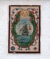 Rellotge de sol al carrer Alsina 64 de Vilassar de Mar P1280063ret.jpg