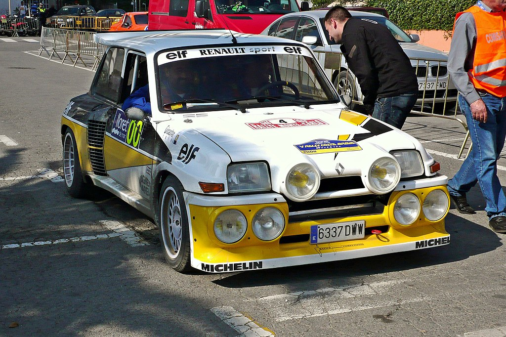 file renault 5 turbo 2 jpg wikimedia commons. Black Bedroom Furniture Sets. Home Design Ideas