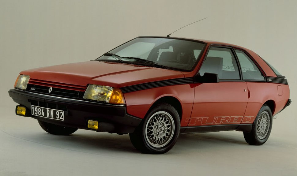 Renault Fuego Turbo (cropped)