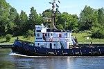 Rendsburg - NOK - Moritz IMO 9096454 (Schiffsbegrüßungsanlage) 05 ies.jpg