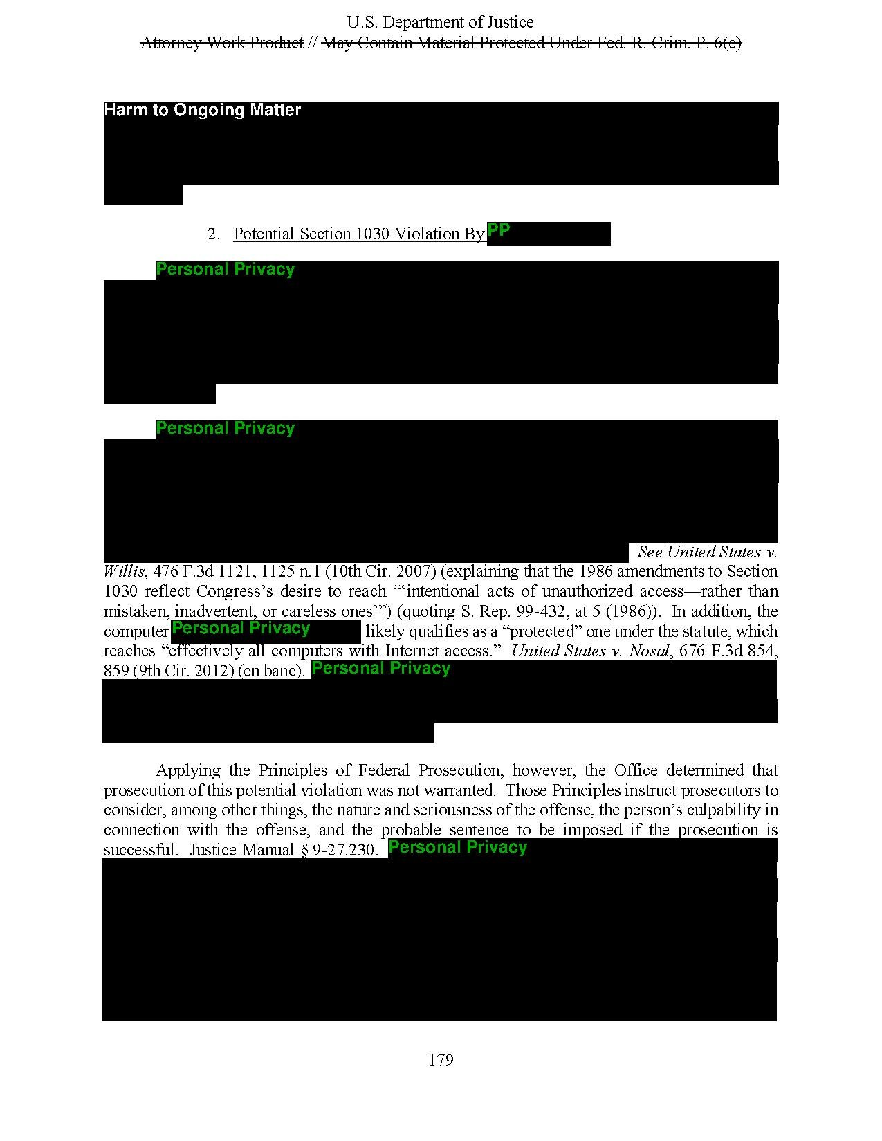 Datei:Report On The Investigation Into Russian Interference In The ...