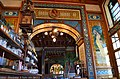 Restaurant La Cigale - déco intérieure Art Nouveau (détail 5).jpg