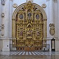 Retablo, El Triunfo de Santiago. Catedral de Granada.jpg