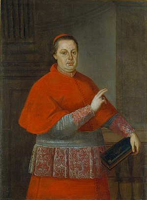 Francisco de Saldanha da Gama - Image: Retrato do cardeal Francisco de Saldanha