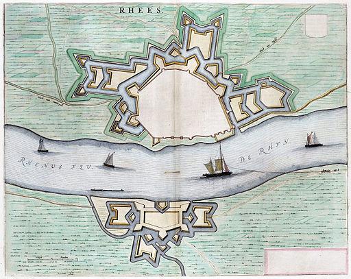 Rhees - Rees (Atlas van Loon)