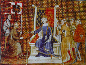 Philippe de Mézières - Philippe and Richard II