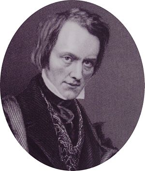 Richard Owen - The young Richard Owen