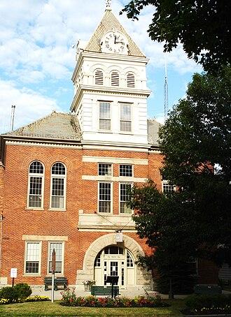 Richwood, Ohio - The Richwood Opera House